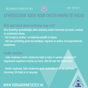 BUSINESSYOGA TIPS