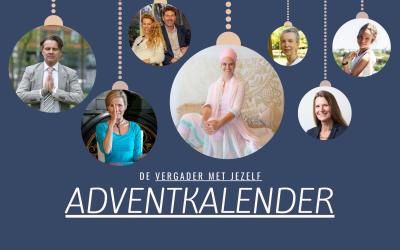 De Vergader met Jezelf Adventkalender 2020