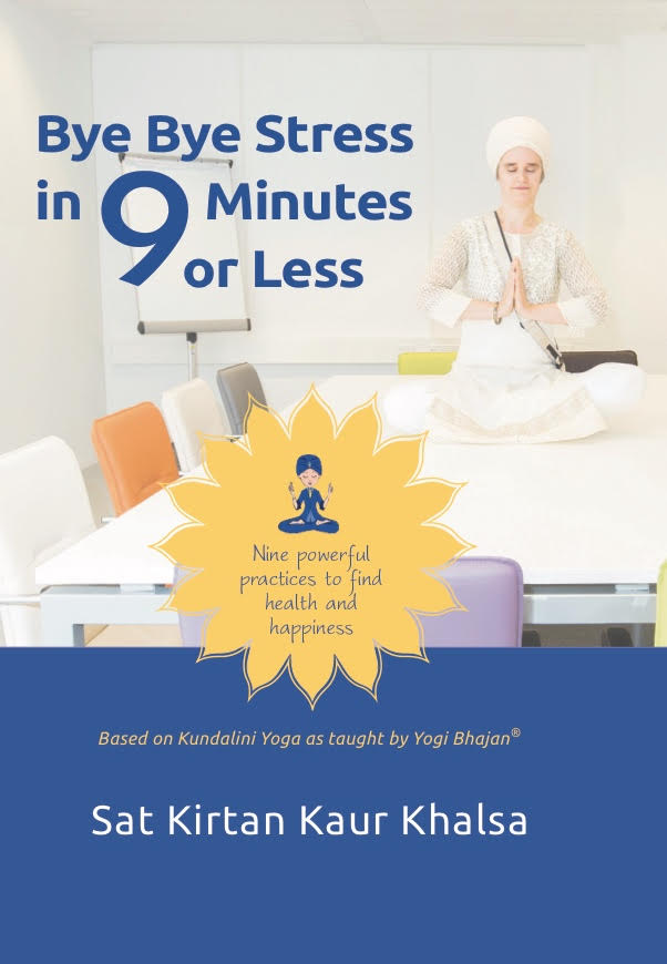 Bye Bye Stress in 9 Minutes or Less